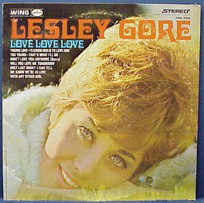 Lesley Gore Vinyl Record Albums