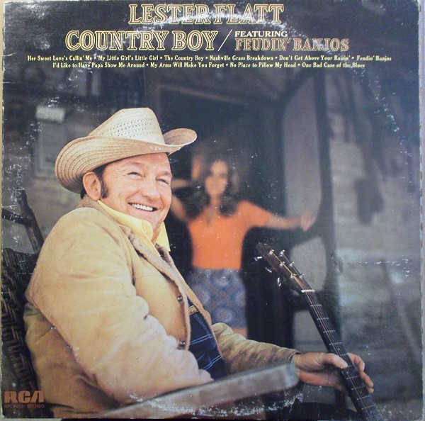 Country Boy Featuring Feudin' Banjos