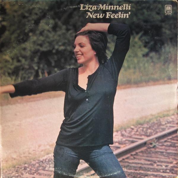 Liza Minnelli Vinyl Record Albums