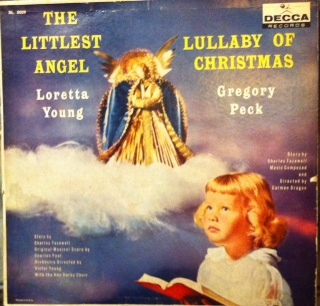 The Littlest Angel / Lullaby Of Christmas