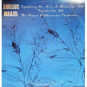 Sibelius Maazel Vienna Philharmonic Orchestra Symphony No 2