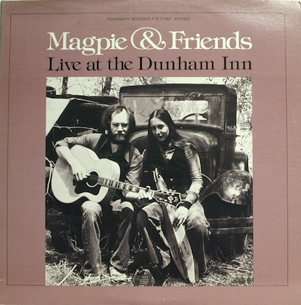 images of Live at the dunham inn FOLKWAYS RECORD