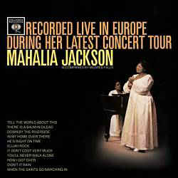 Recorded Live In Europe During Her Latest Concert Tour