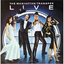 Manhattan Transfer Live LP
