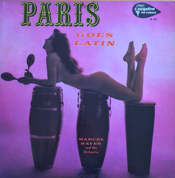 Paris Goes Latin