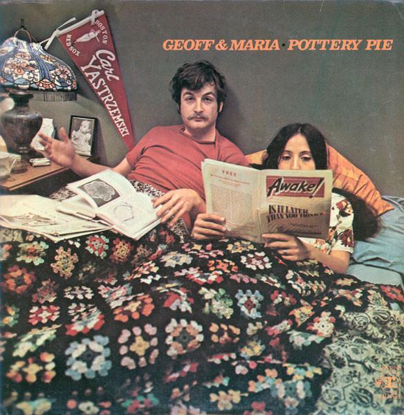Pottery Pie Vinyl