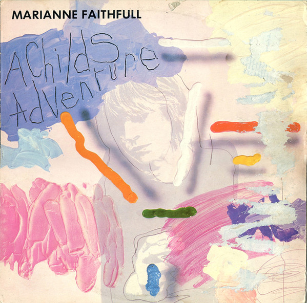 Marianne Faithfull A+Childs+Adventure LP