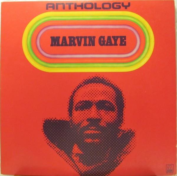 Marvin Gaye Vinyl Record Albums