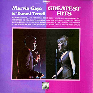 Marvin Gaye & Tammi Terrell - Greatest Hits [lp]