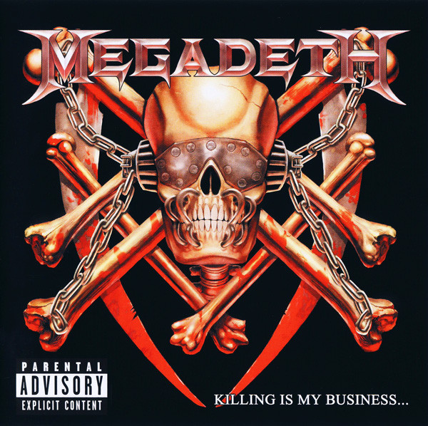 Killing Is My Business And Business Is Good Audio CD