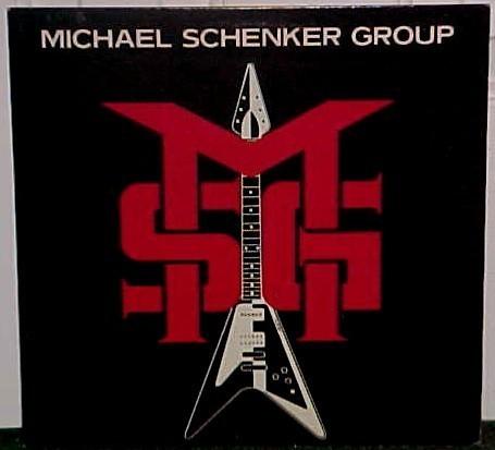 The Michael Schenker Group Vinyl Record Albums