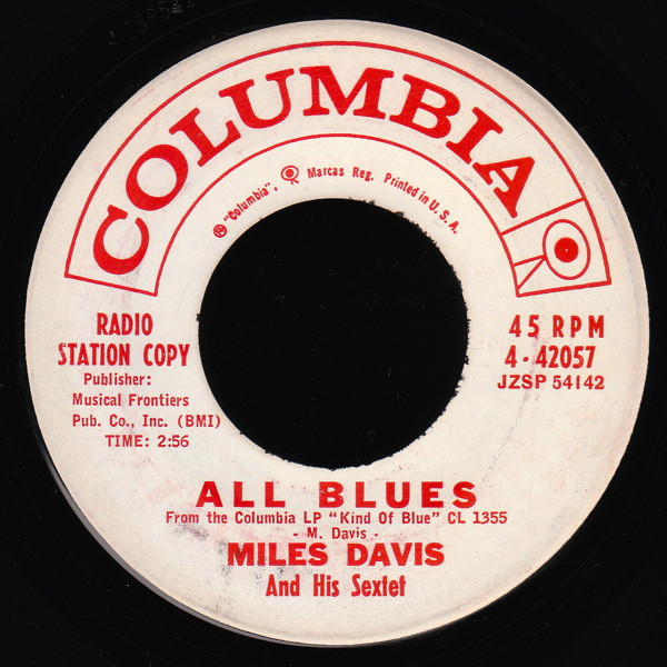 All Blues / It Ain't Necessarily So