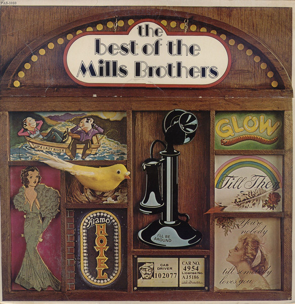 The Best Of The Mills Brothers Vinyl