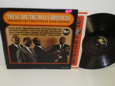 These Are The Mills Brothers