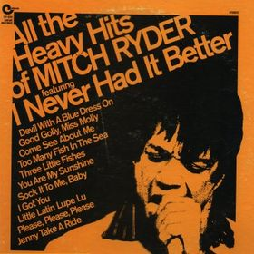 Mitch Ryder & The Detroit Wheels - All The Heavy Hits Of Mitch Ryder [vinyl] Mitch Ryder And The Detroit Wheels