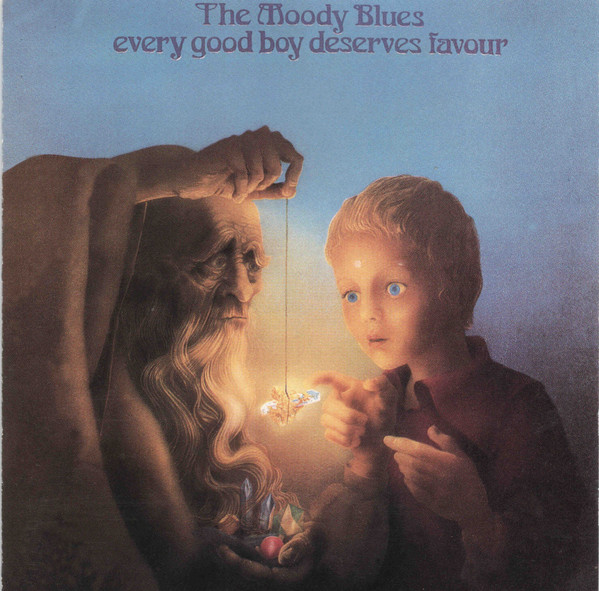 Moody Blues - Every Good Boy Deserves Favour [original Recording] [vinyl] The Moody Blues