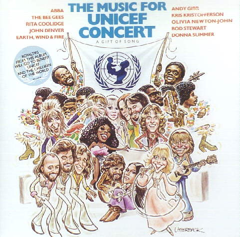 The Music For UNICEF Concert/A Gift Of Song