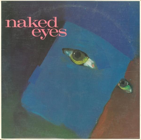 Naked Eyes Self Titled LP Vinyl EX 1983 EMI St 17089 in