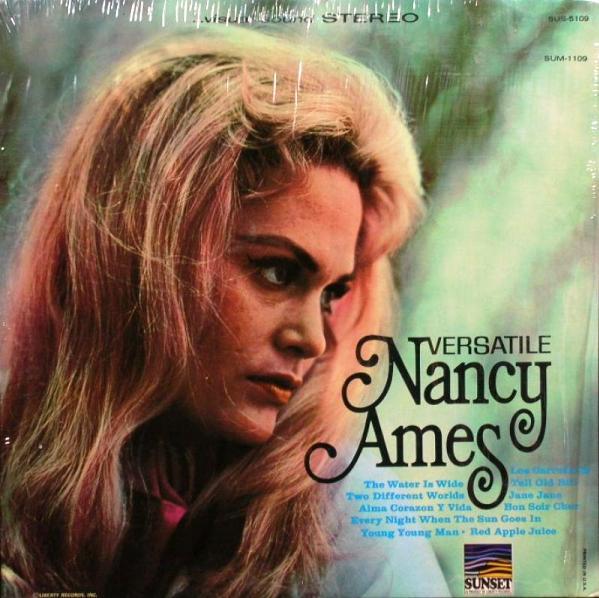 Nancy Ames Net Worth