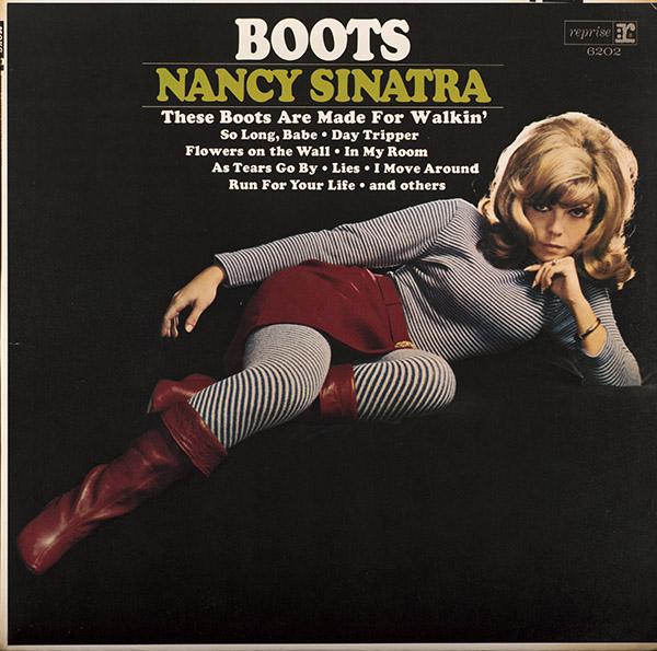 NANCY SINATRA - Boots - 33T
