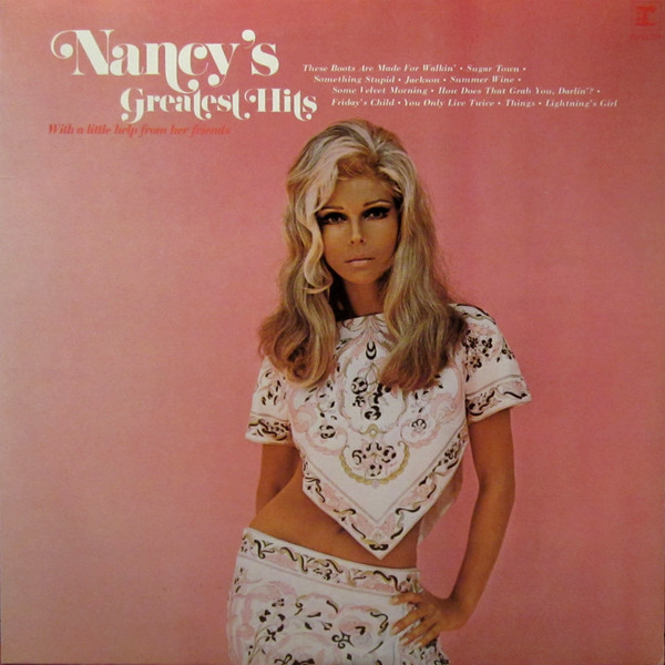 Nancy Sinatra Vinyl Record Albums