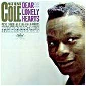 Nat King Cole - Dear Lonely Hearts LP