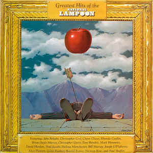 Greatest Hits Of The National Lampoon Vinyl