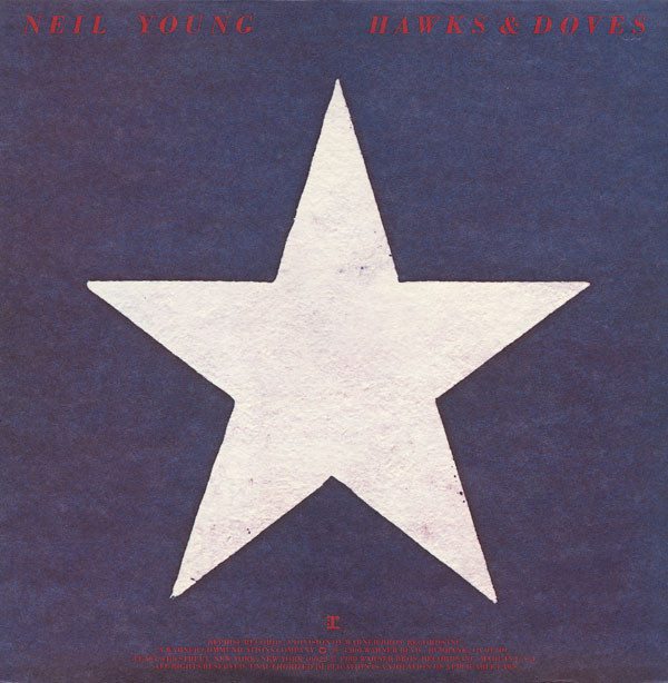 Neil Young - Neil Young Hawks And Doves [vinyl] Neil Young