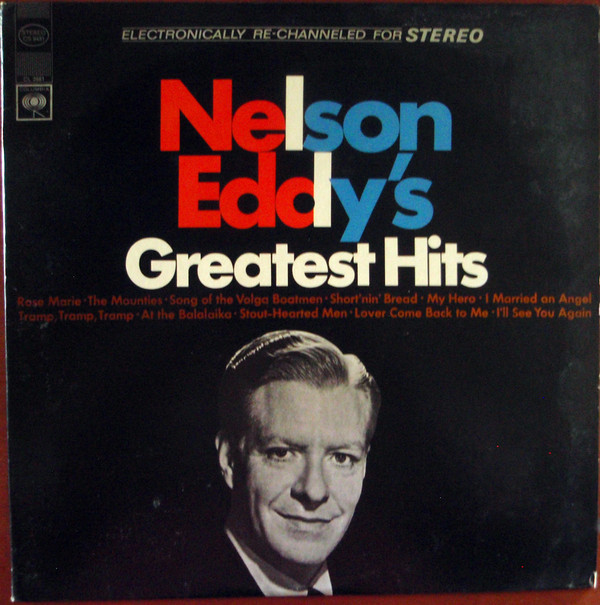 Nelson Eddy's Greatest Hits