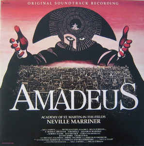 Mozart: Amadeus (Original Soundtrack Recording)