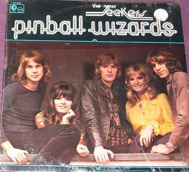 The New Seekers Pinball Wizard LP
