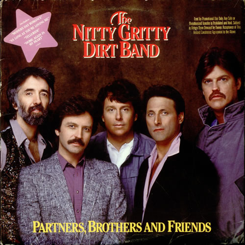 Partners Brothers And Friends Vinyl
