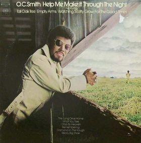 O C Smith Vinyl Record Albums