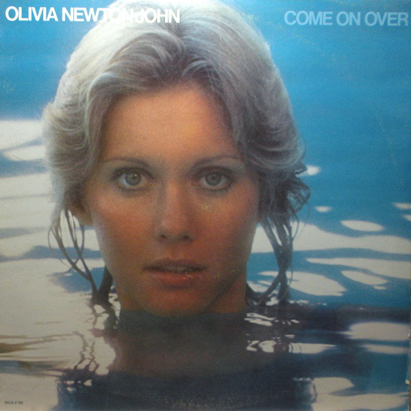 Olivia Newton John Come+On+Over LP