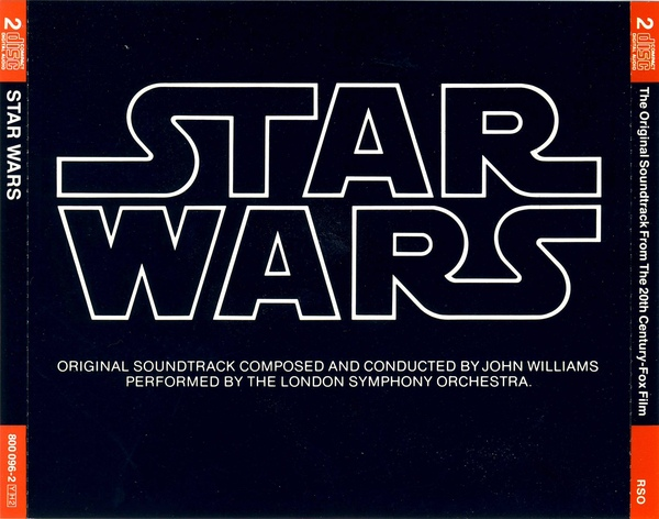 John Williams The London Symphony Orchestra Origin - Star Wars