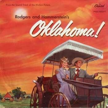 OKLAHOMA! - Oklahoma! [Soundtrack] [Vinyl] Richard Rodgers; Oscar Hammerstein; Gordon MacRae - LP