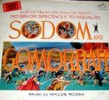 Sodom & Gomorrah - Sodom & Gomorrah [soundtrack] [original Recording] [vinyl]