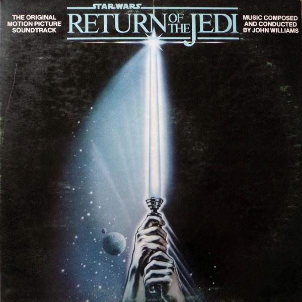 Star Wars Return Of The Jedi The Original Motion Picture Soundtrack Vinyl