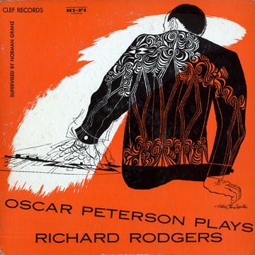 The Oscar Peterson Trio Vinyl Record Albums