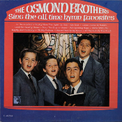 Osmond Brothers - The Osmond Brothers Sing The All-time Hymn Favorites [vinyl]