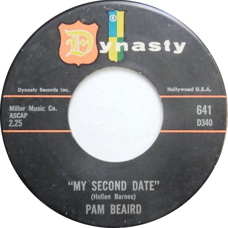 My Second Date Oh Why Vinyl