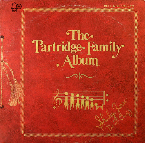 Partridge Family - The Partridge Family Album [record] The Partridge Family