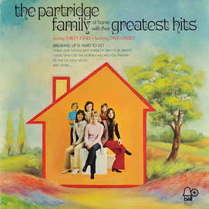 At Home With Their Greatest Hits Vinyl The Partridge Family