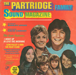 Partridge Family - The Partridge Family Sound Magazine [record] The Partridge Family