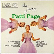 The Voices Of Patti Page