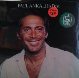Paul Anka. . .His Best