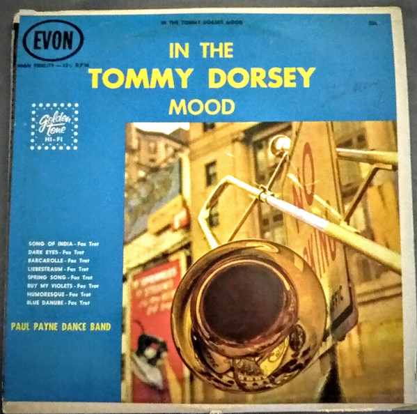 In The Tommy Dorsey Mood