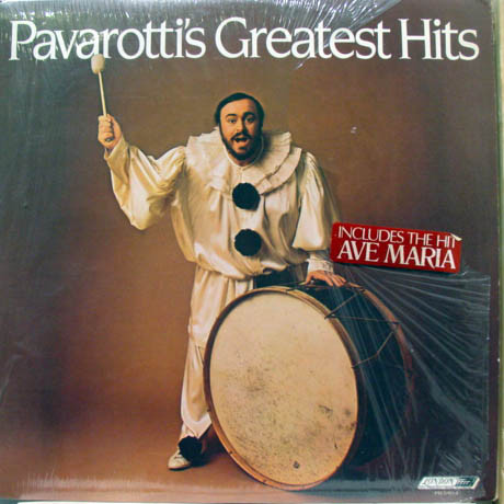 Luciano Pavarotti - Pavarotti's Greatest Hits. Vol. 2