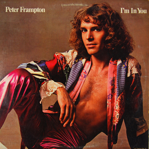Peter Frampton I'm+In+You LP