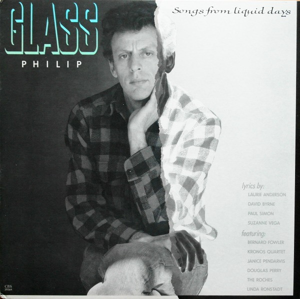 Philip Glass Vinyl Record Albums